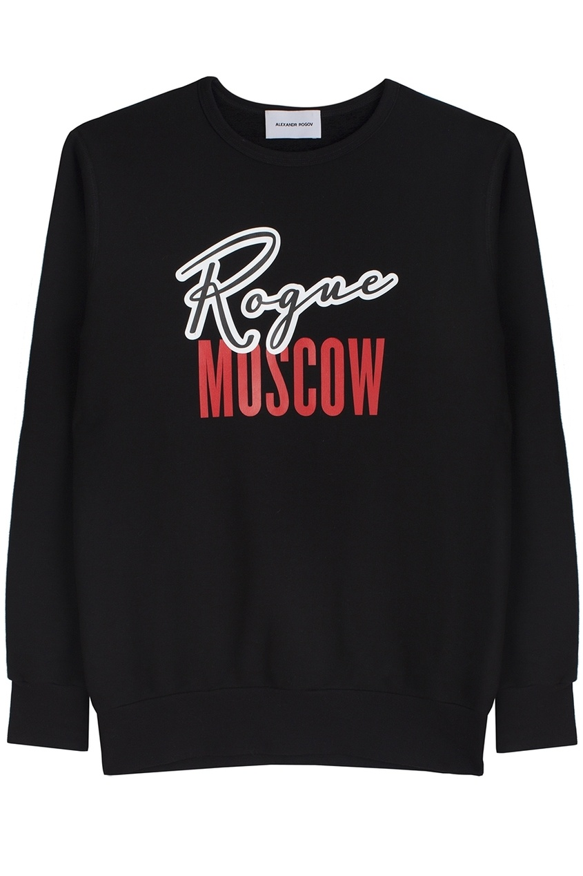 Хлопковая толстовка Moscow
