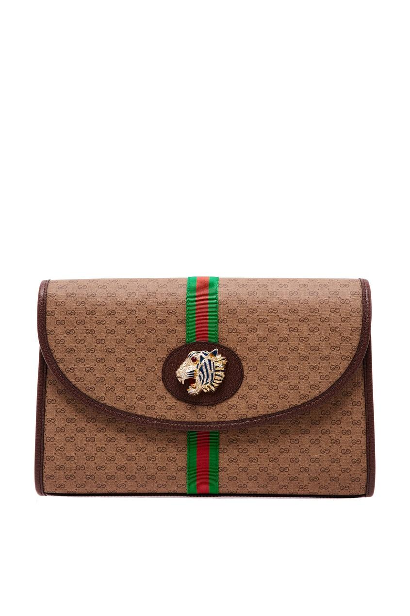 Купить Сумку Rajah с отделкой от Gucci цвет multicolor