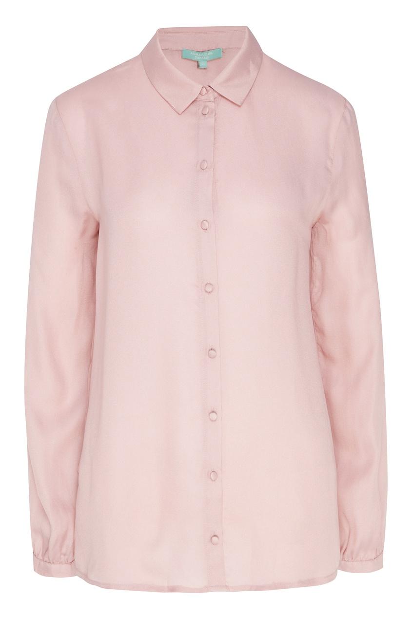 Купить Розовая блузка розового цвета