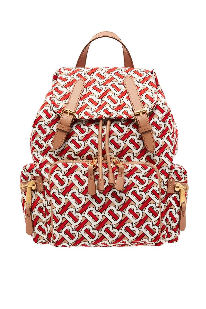 женский рюкзак burberry, белый