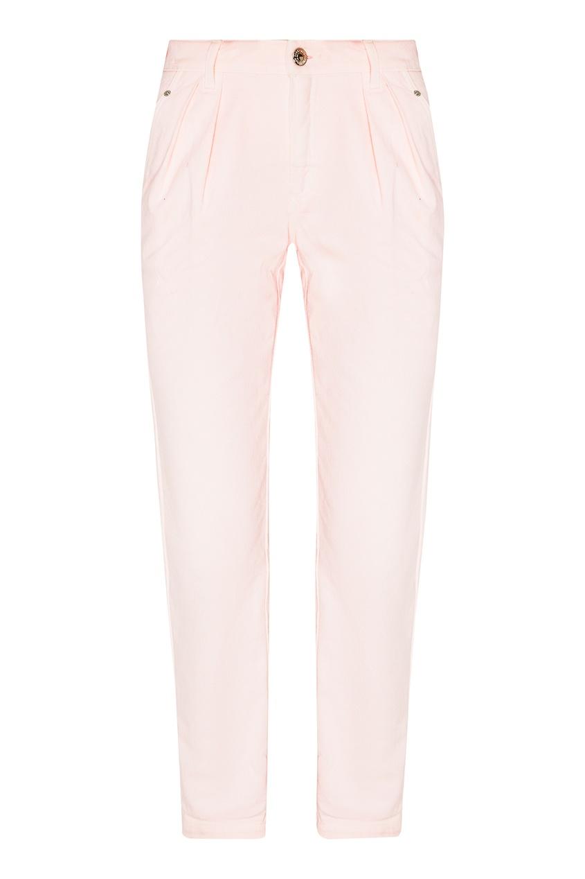 Купить Розовые джинсы от Alexander Terekhov розового цвета