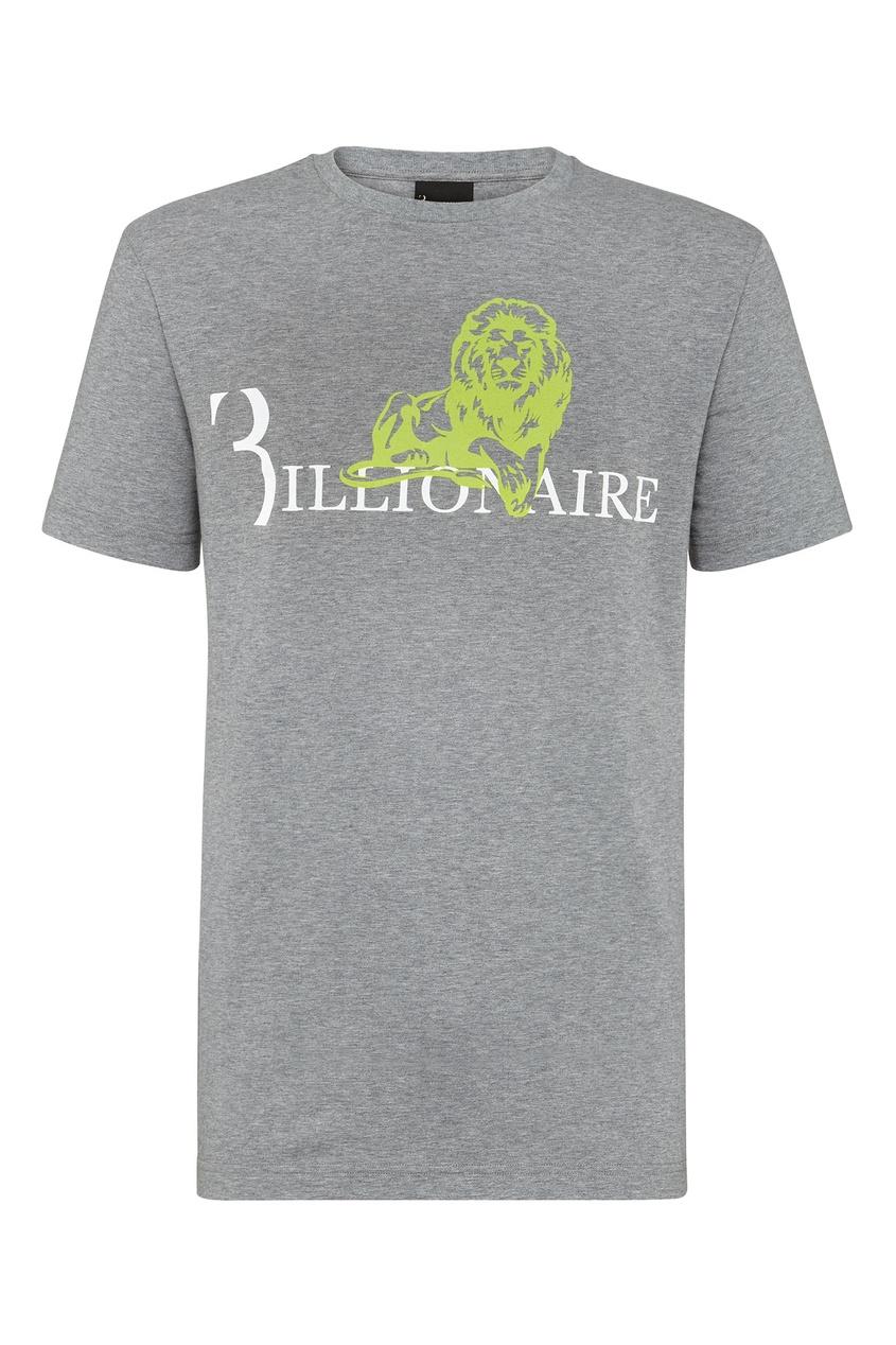 Футболка Billionaire 16412091 от Aizel