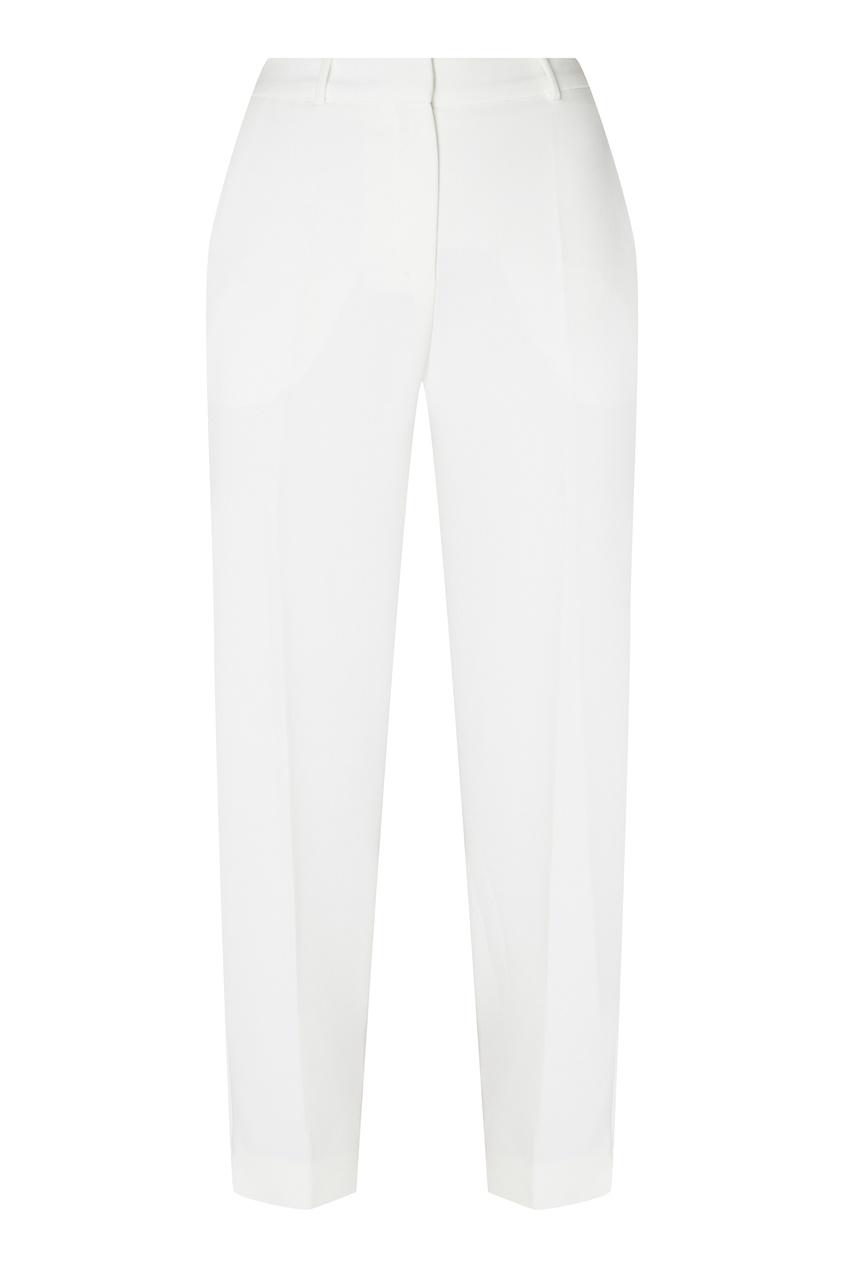 Купить Белые брюки со стрелками от Alexander Terekhov белого цвета