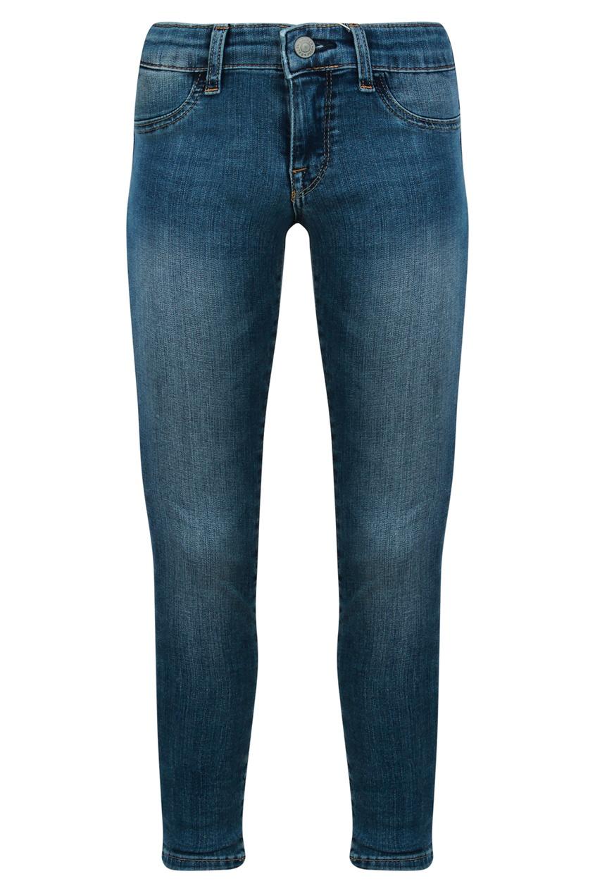Купить Синие джинсы от Polo Ralph Lauren Kids синего цвета