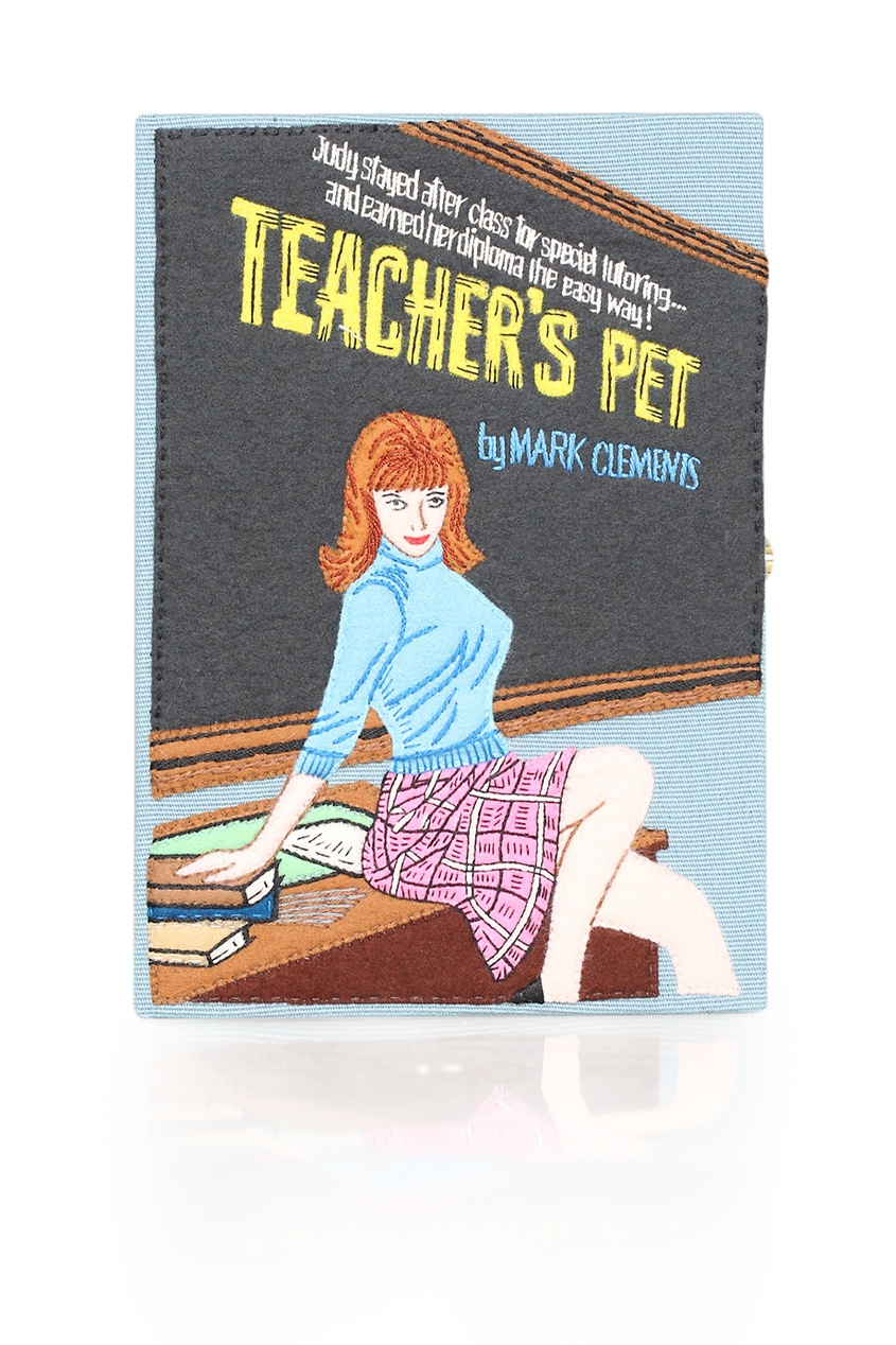 Клатч Teacher's pet