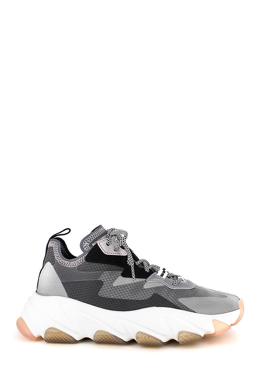 Комбинированные кроссовки