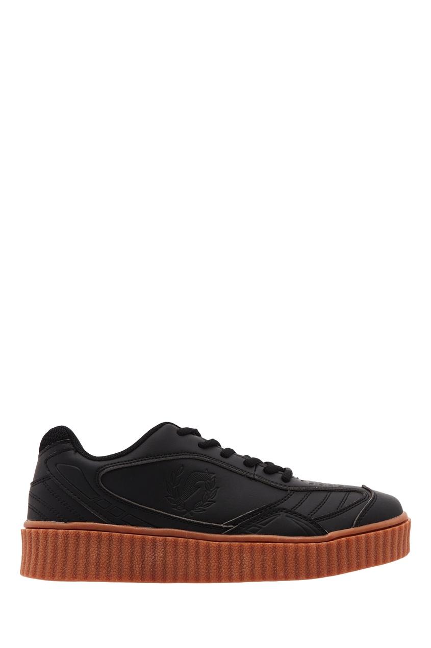 Купить Черные кроссовки от FWDlab черного цвета