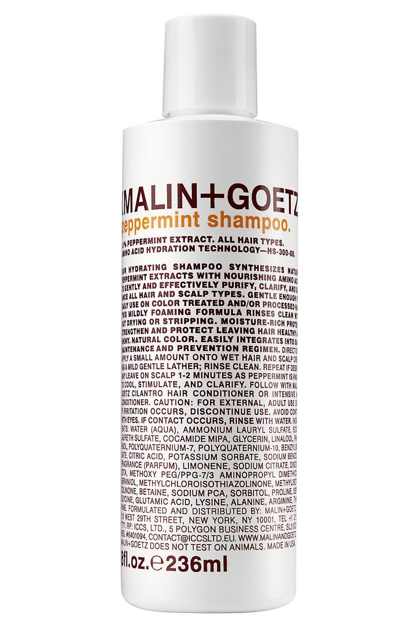 "Шампунь для волос Peppermint Shampoo ""Мята"" 236ml"