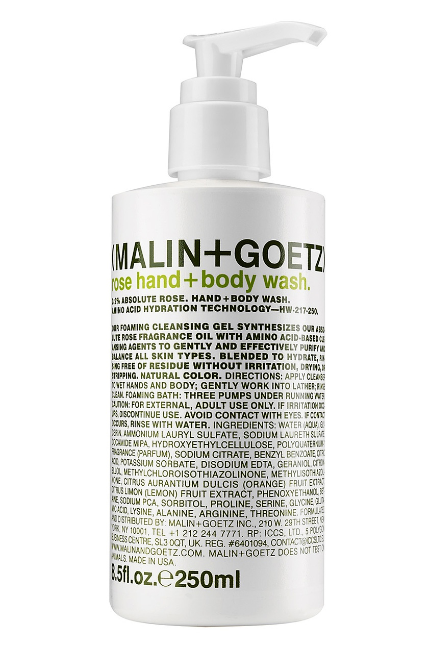 Malin+Goetz ����-���� ��� ��� � ���� Rosemary Body Wash ������ 250ml