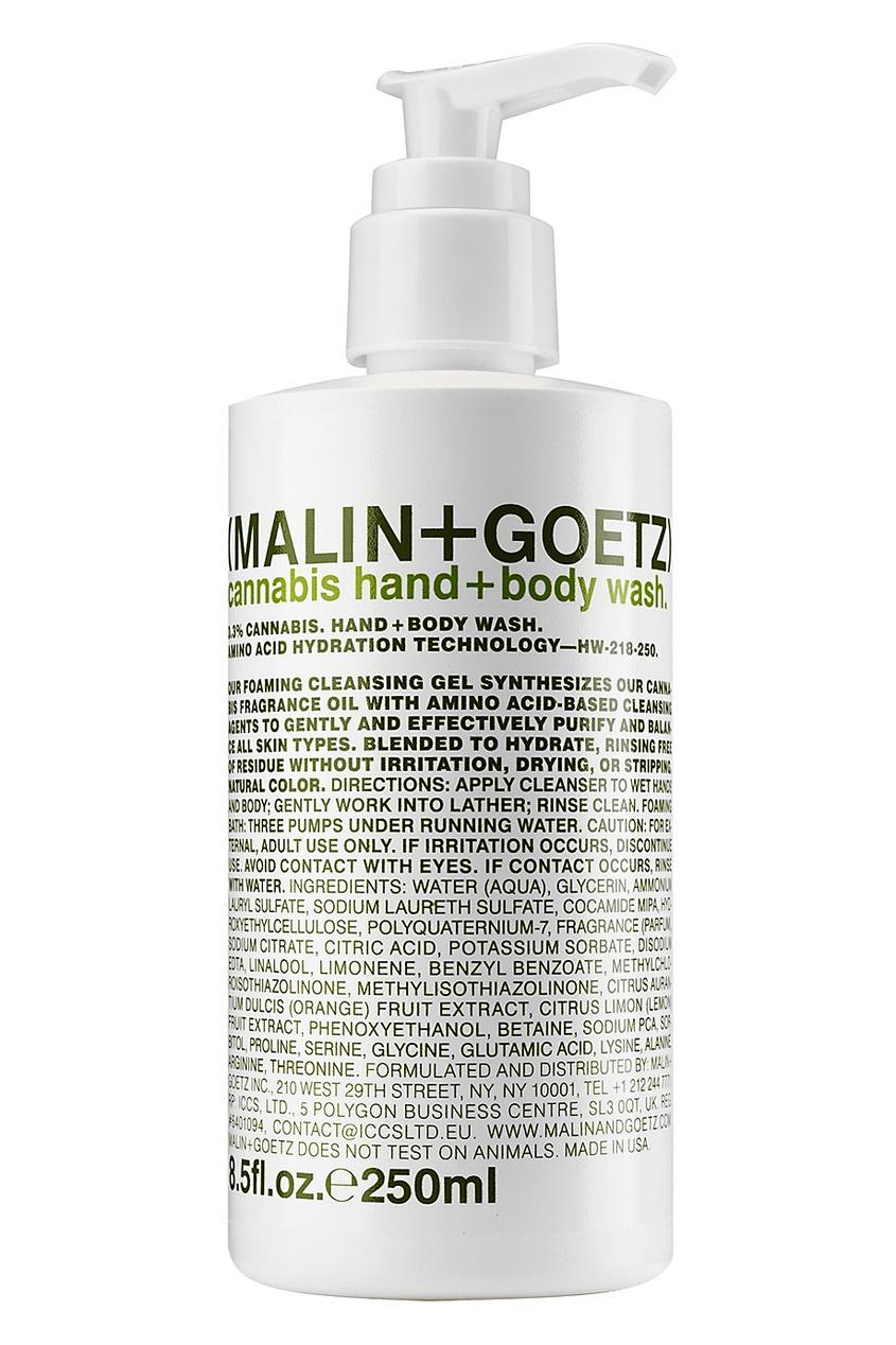 "Malin+Goetz Гель-мыло для рук и тела Cannabis ""Каннабис"" 250ml"