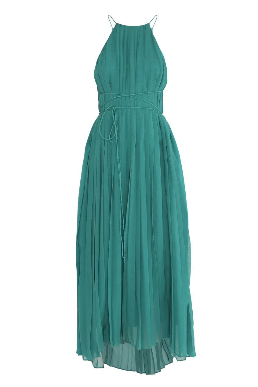 Tibi Шелковое платье