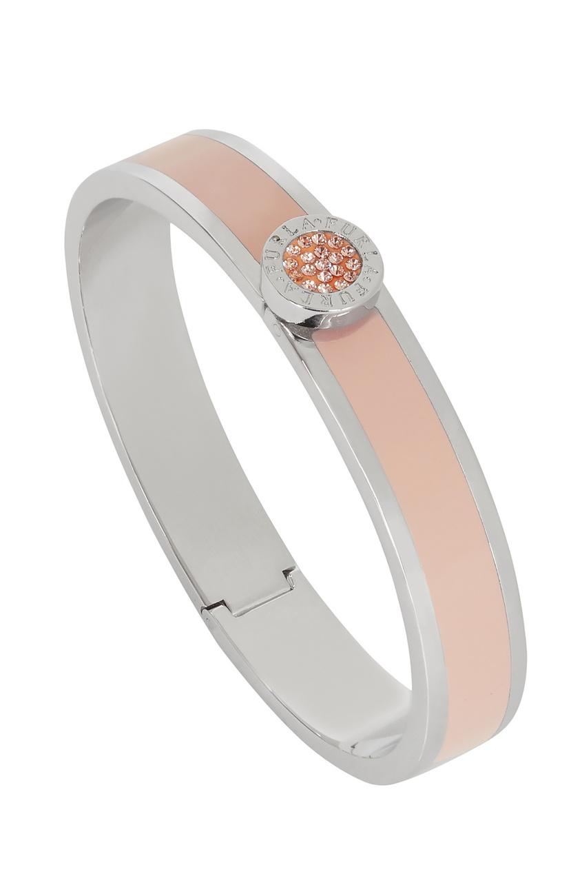 Купить Розовый браслет Crystal с кристаллами розового цвета