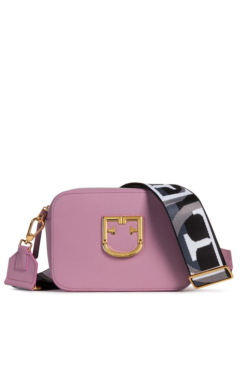 Купить Розовая сумка Brava розового цвета