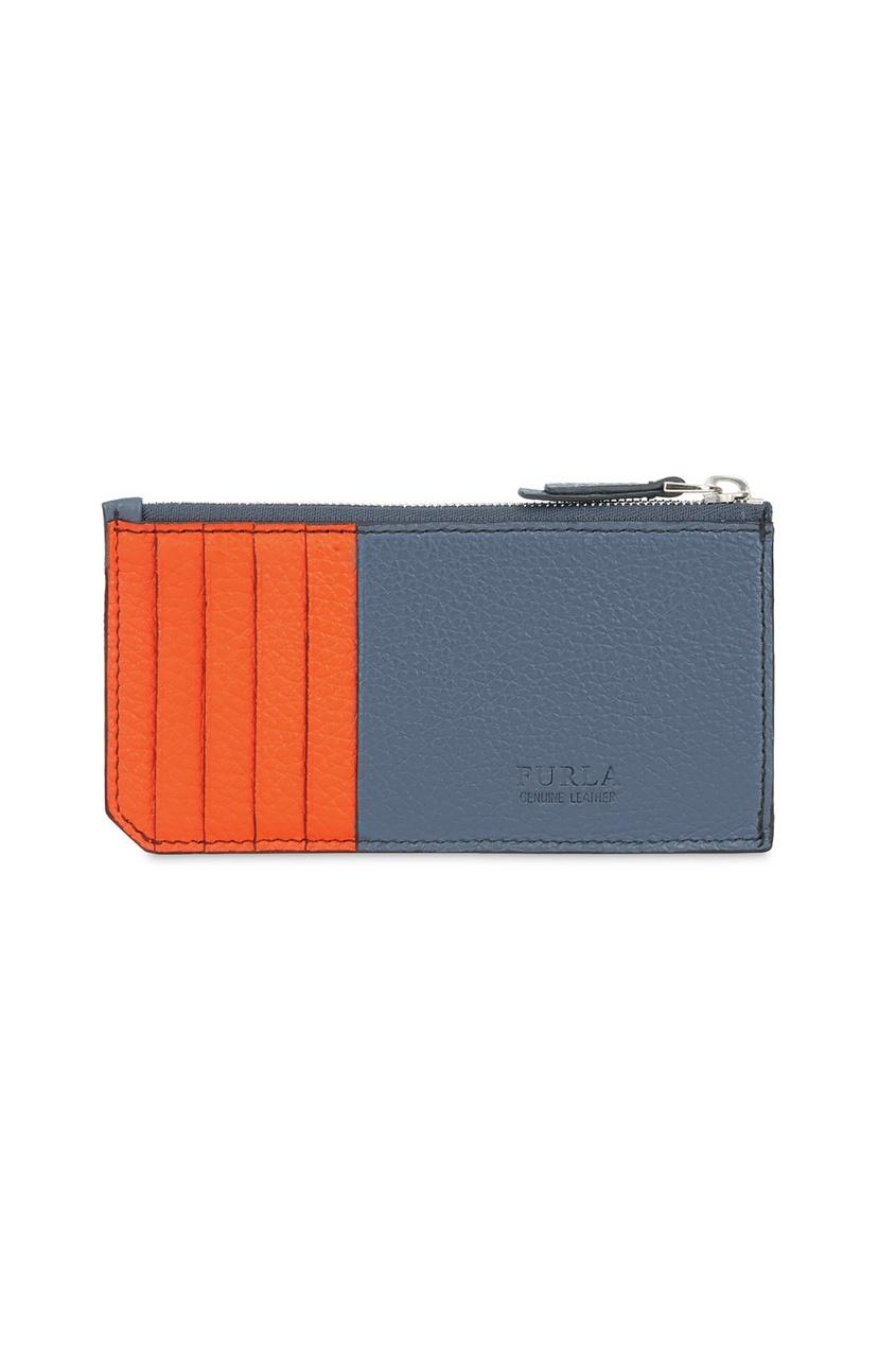 Оранжево-серая кредитница Man Delfi
