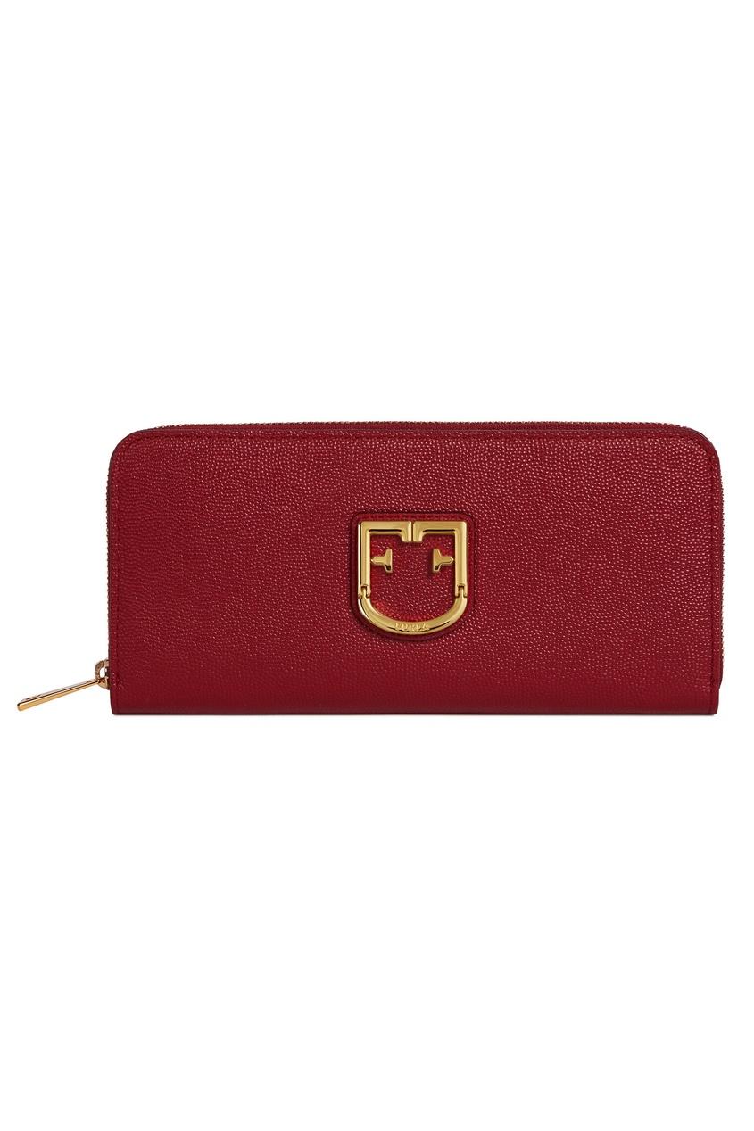 Купить Бордовый кошелек Belvedere красного цвета