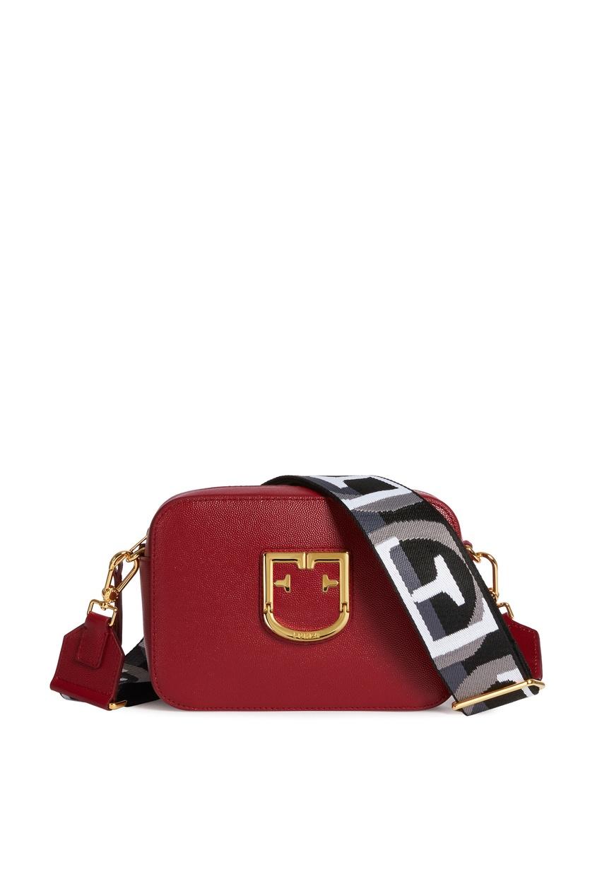 Купить Бордовая сумка Brava красного цвета