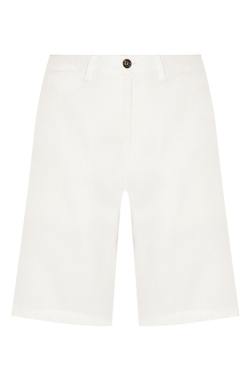мужские шорты moncler, белые