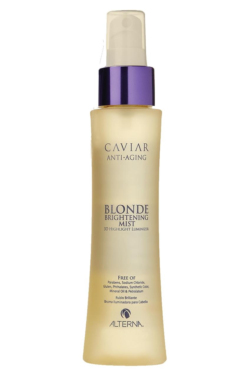 """Спрей-вуаль """"Мерцание"""" для светлых волос Caviar Anti-Aging Brightening Mist 100ml"""