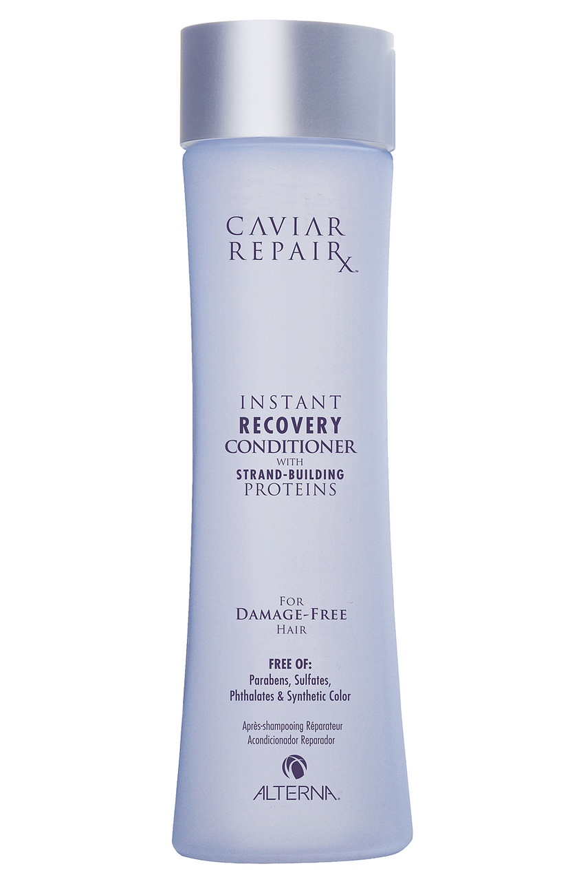 "Alterna Кондиционер ""Быстрое восстановление"" Caviar Repair Rx Instant Recovery 250ml alterna спрей ""абсолютная термозащита"" caviar anti aging perfect iron spray 122ml"
