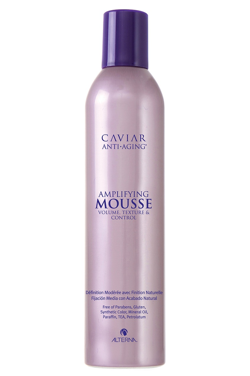 Пена для укладки Caviar Anti-Aging Mousse 400ml