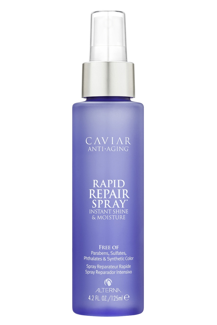 "Alterna Спрей-блеск мгновенного действия Caviar Anti-Aging Rapid Repair Spray 125ml alterna спрей ""абсолютная термозащита"" caviar anti aging perfect iron spray 122ml"