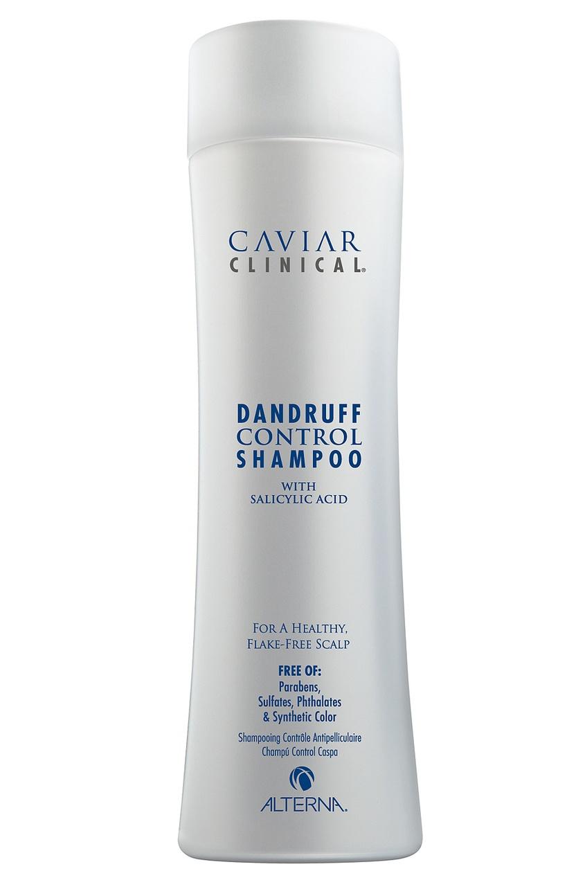 """Шампунь против перхоти """"Здоровая кожа головы"""" Caviar Clinical Dandruff Control 250ml"""