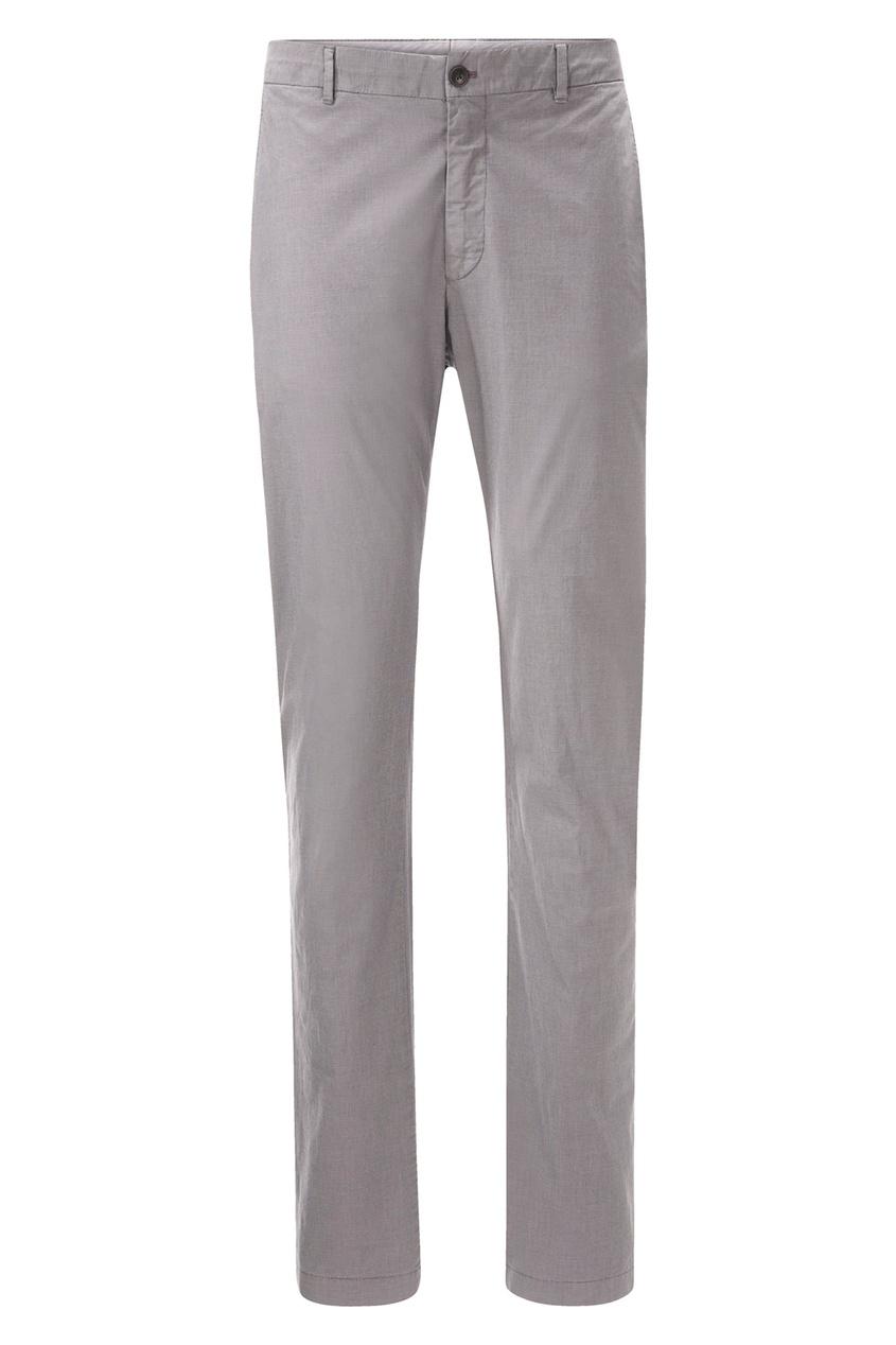 мужские брюки strellson, серебряные