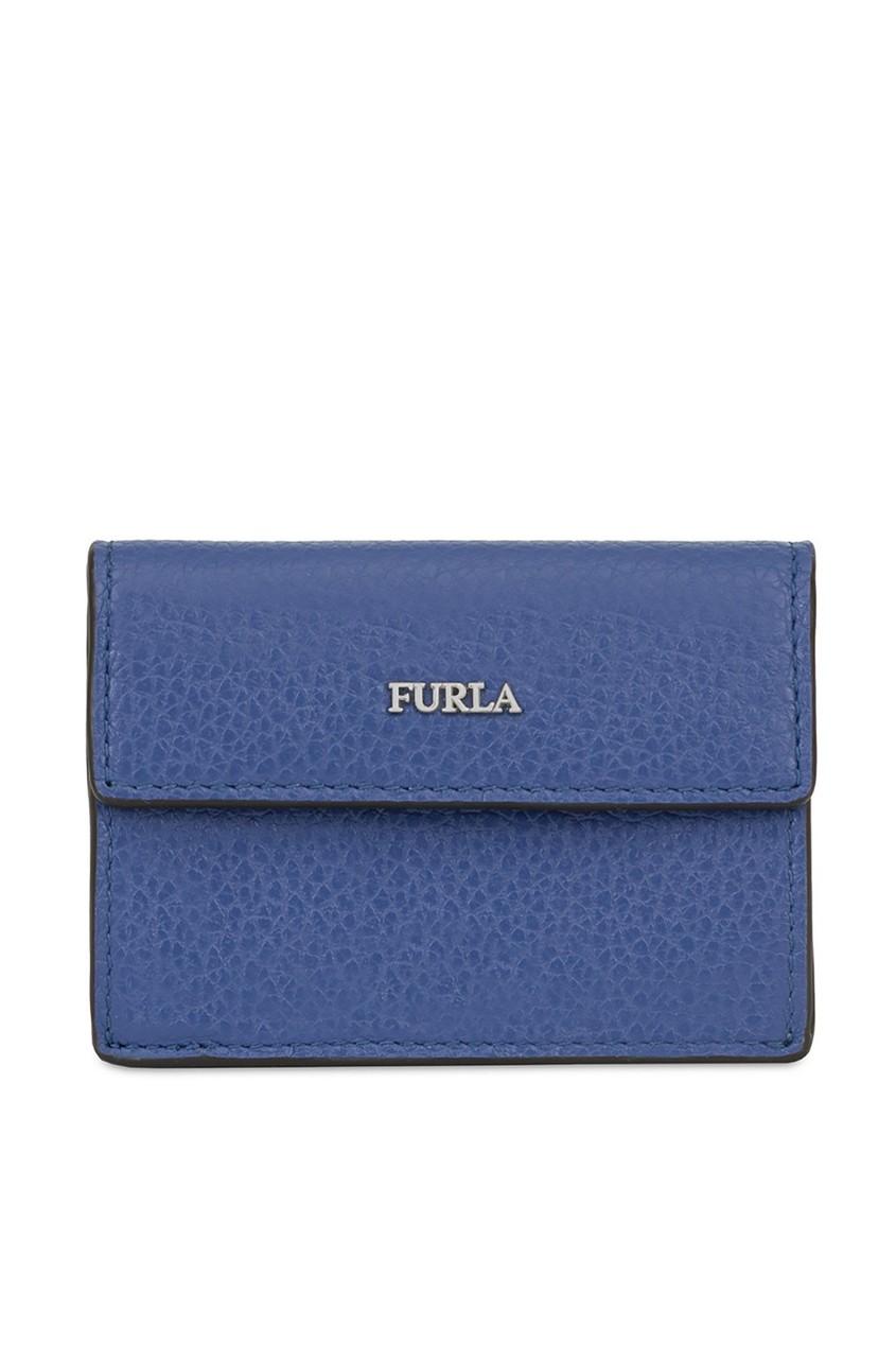 Купить Синий кошелек Babylon синего цвета
