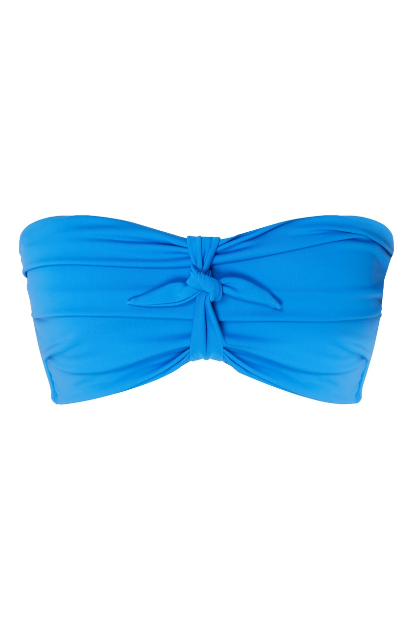 Голубое бикини с двумя завязками NuCode