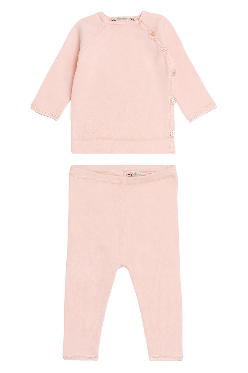 Розовый комлект Bonpoint