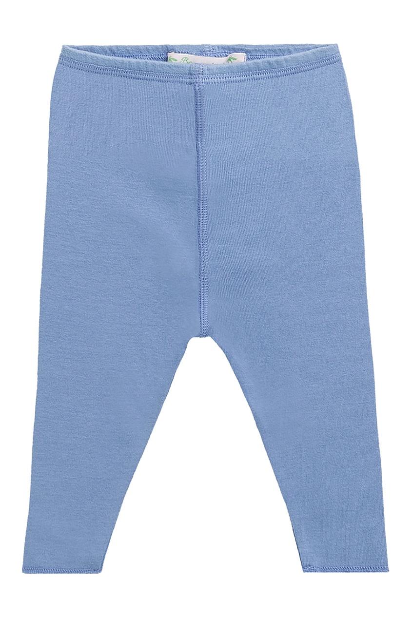Синие леггинсы Bonpoint