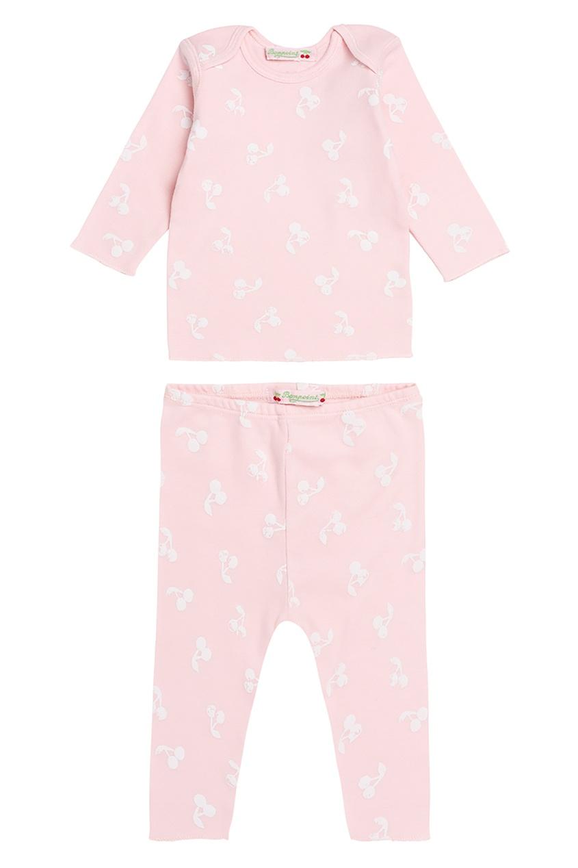 Розовый комплект Bonpoint