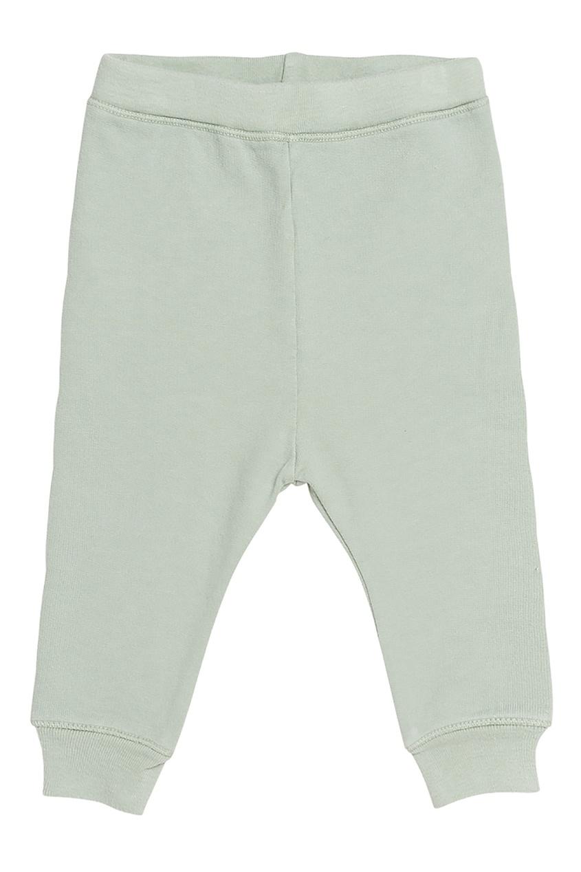 Серо-голубые брюки Bonpoint