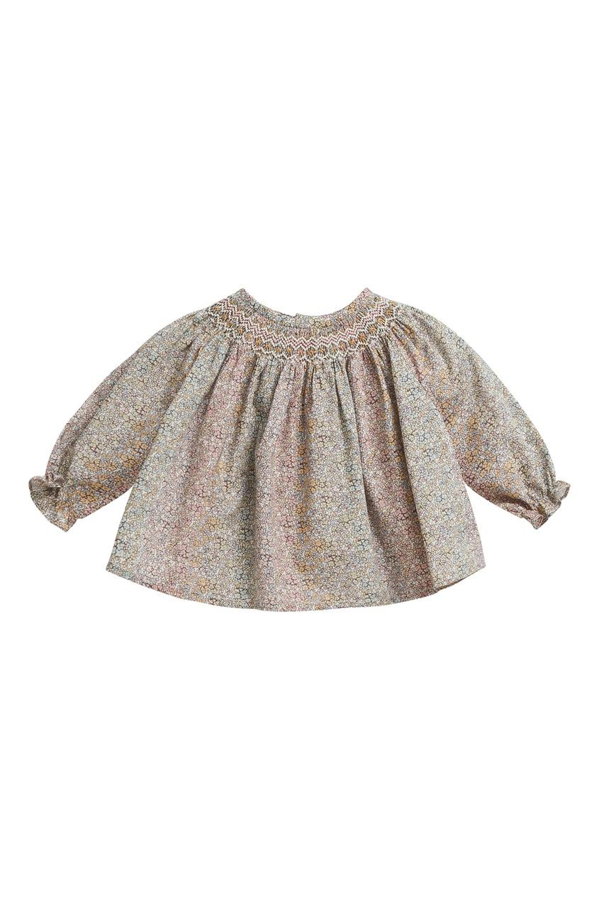 Свободная блузка Bonpoint