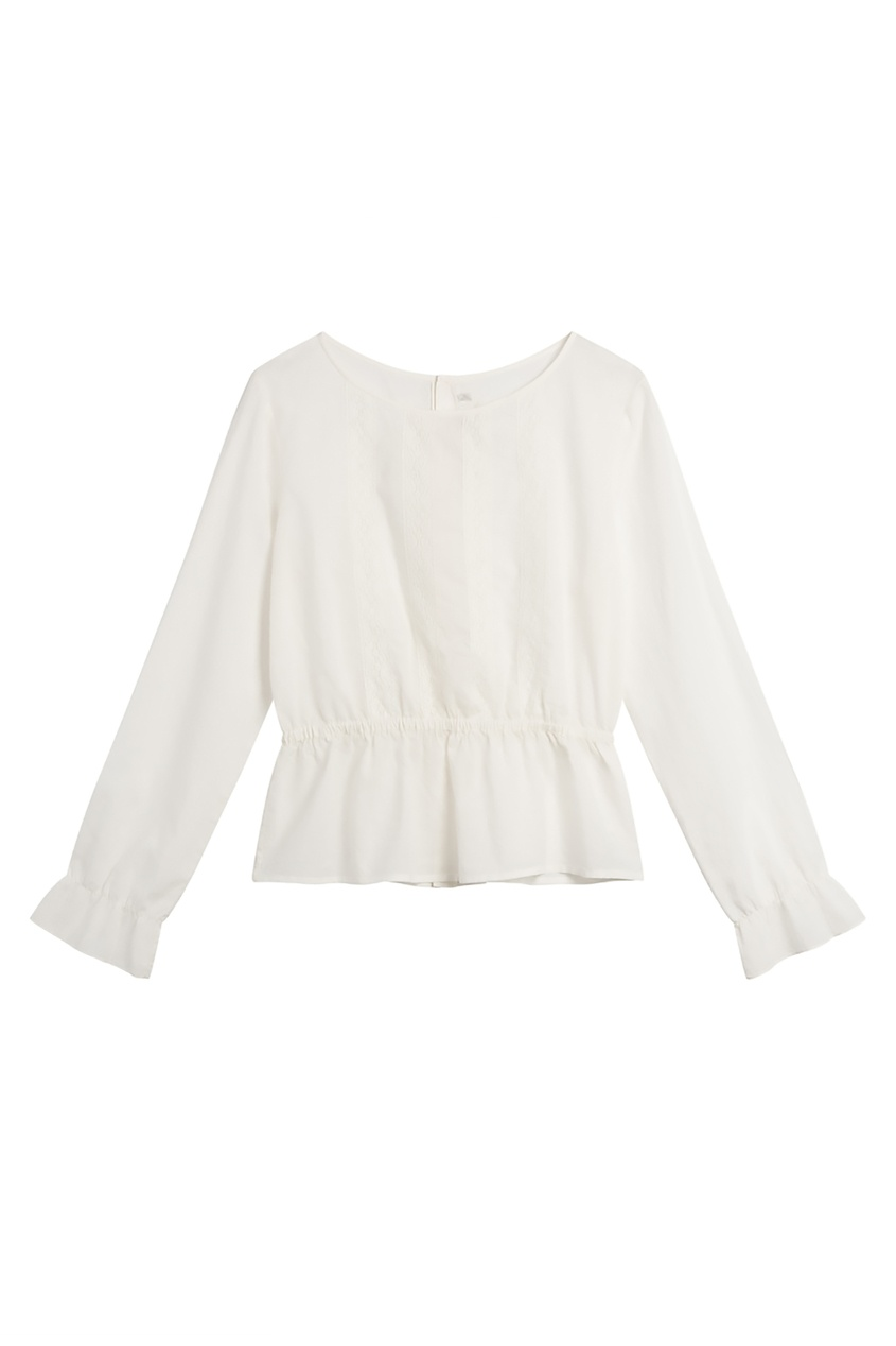 Блуза с резинкой Bonpoint