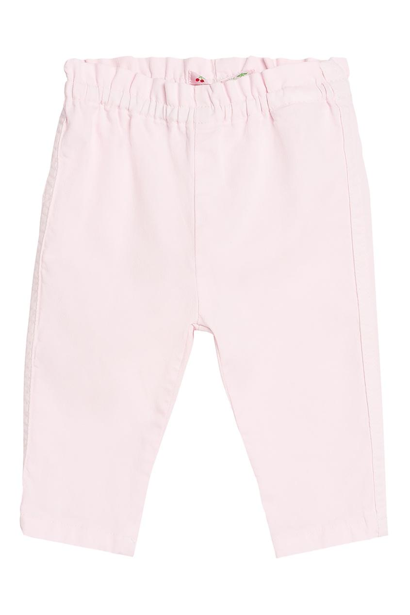 Розовые брюки от Bonpoint