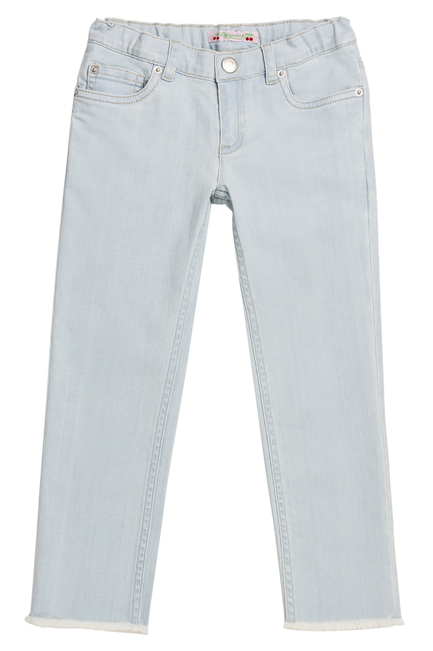 Голубые джинсы Bonpoint