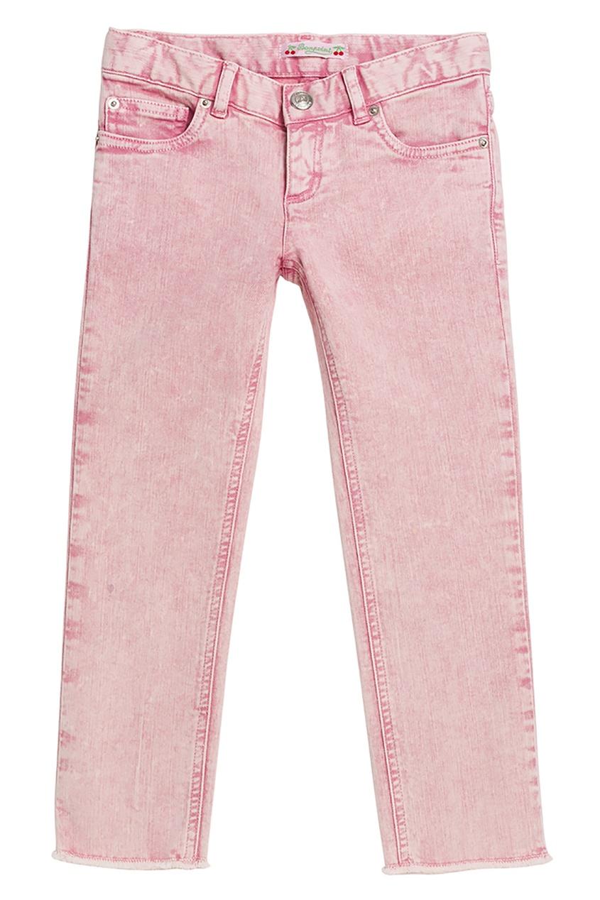 Розовые джинсы Bonpoint