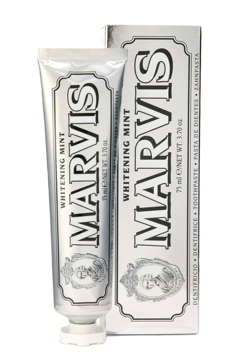 """Marvis Зубная паста """"Мята"""" 75ml зубная паста marvis мята и жасмин объем 75 мл"""