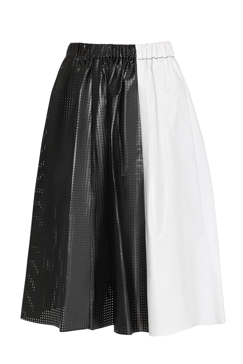 Proenza Schouler Кожаная юбка