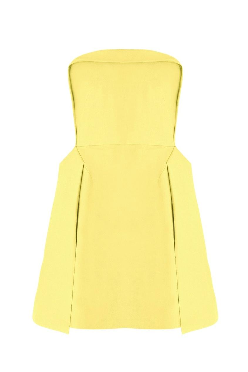 Платье-бюстье от Delpozo