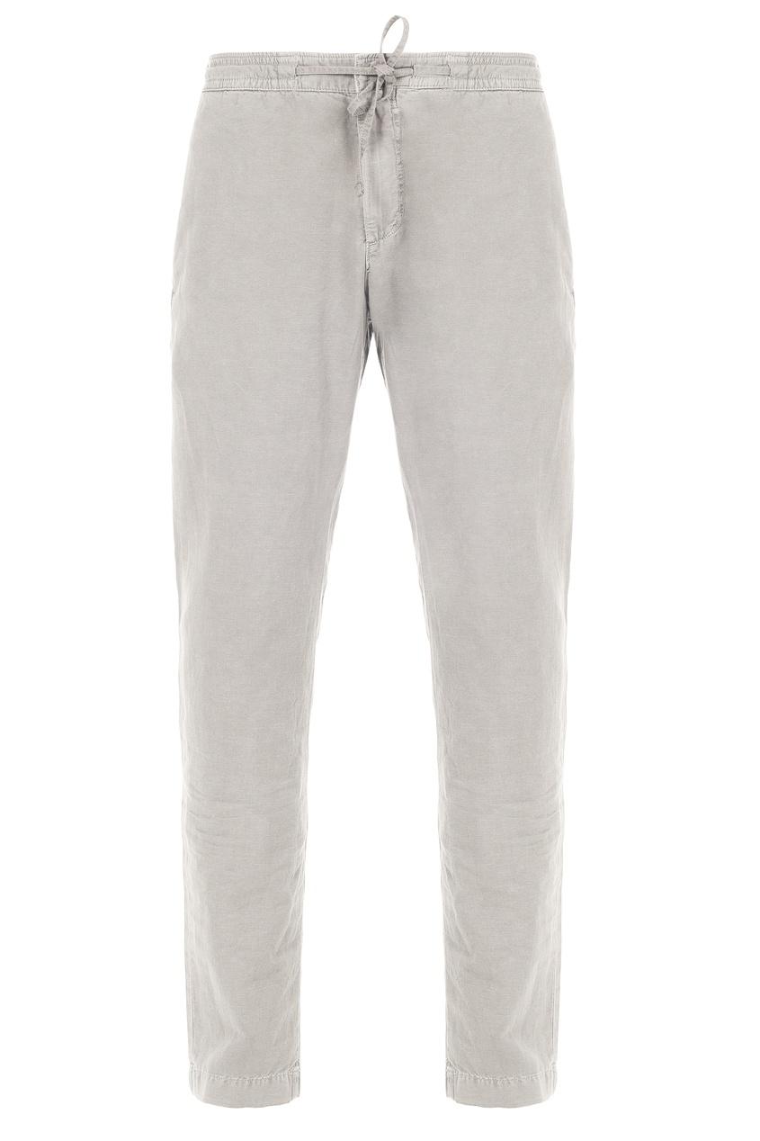 мужские брюки strellson, серые