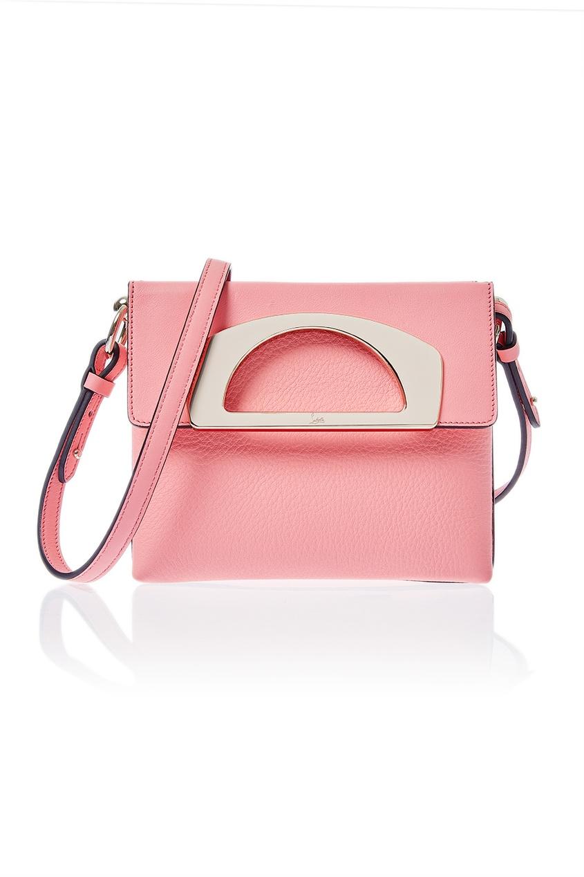 Кожаная сумка Passage Mini
