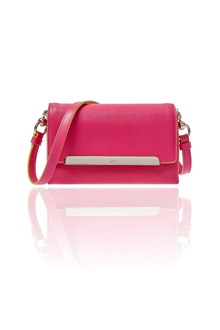 Кожаная сумка Rougissime Small