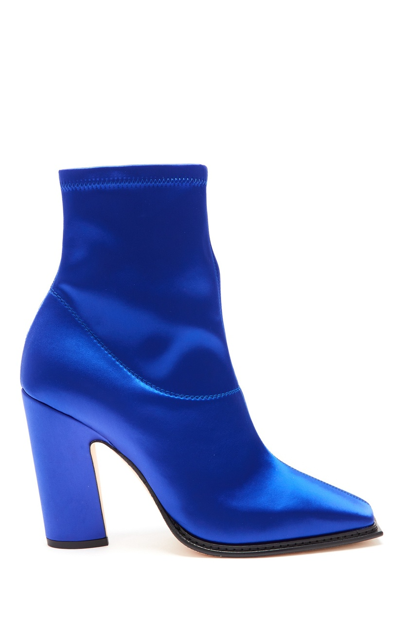 женские ботильоны jimmy choo, синие