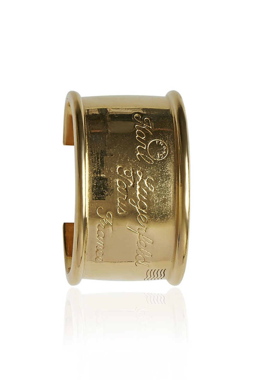 Karl Lagerfeld Vintage Винтажный браслет (80-е) givenchy vintage винтажный браслет 80 е