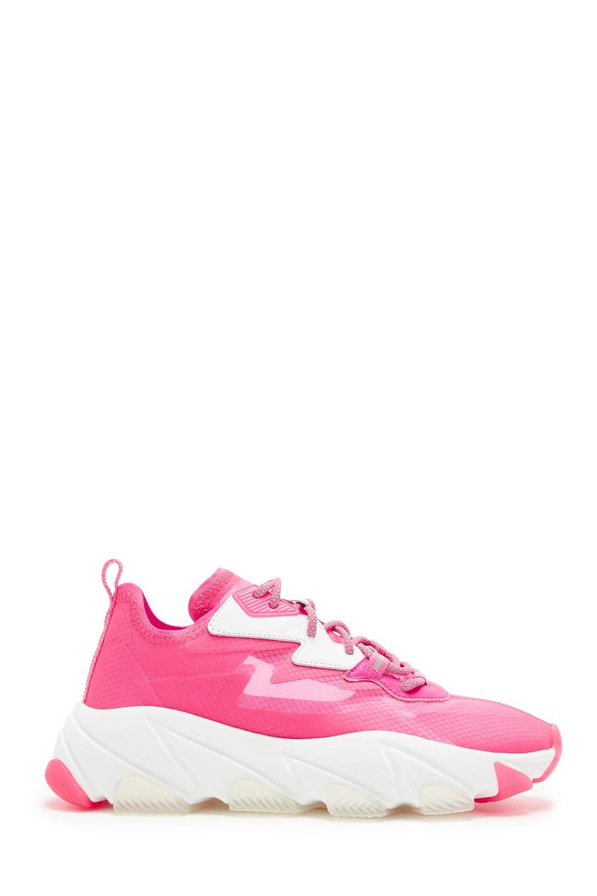 Розовые кроссовки Eclipse