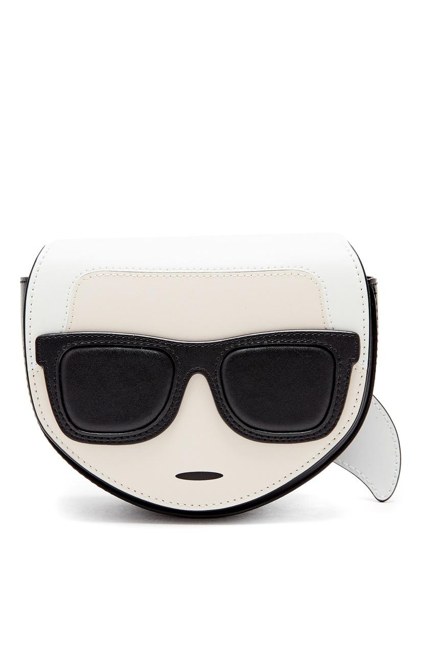 Поясная сумка с мультипликационным символом Karl Lagerfeld