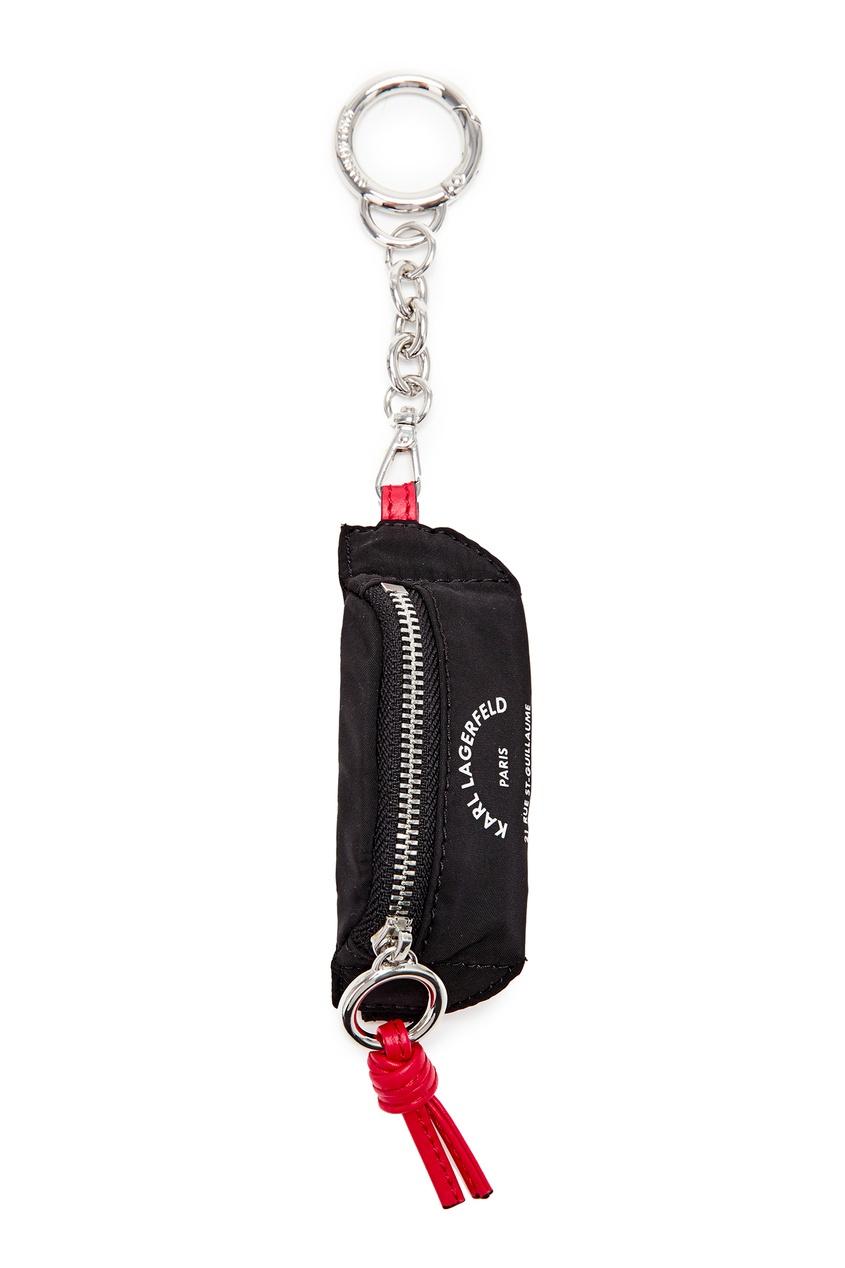 Черная ключница от Karl Lagerfeld
