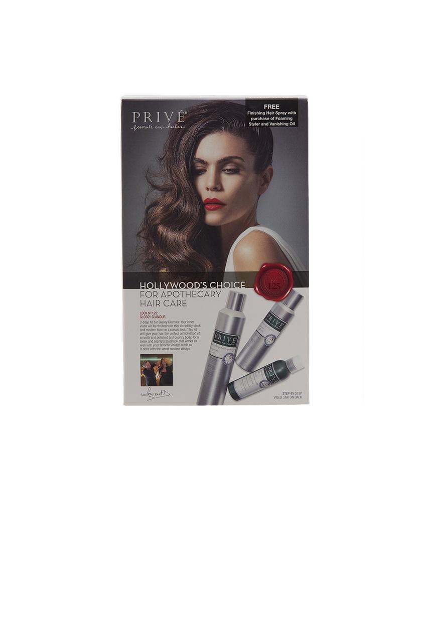 Privé Набор средств для волос «Гламур»  набор средств для волос dnc набор средств для волос